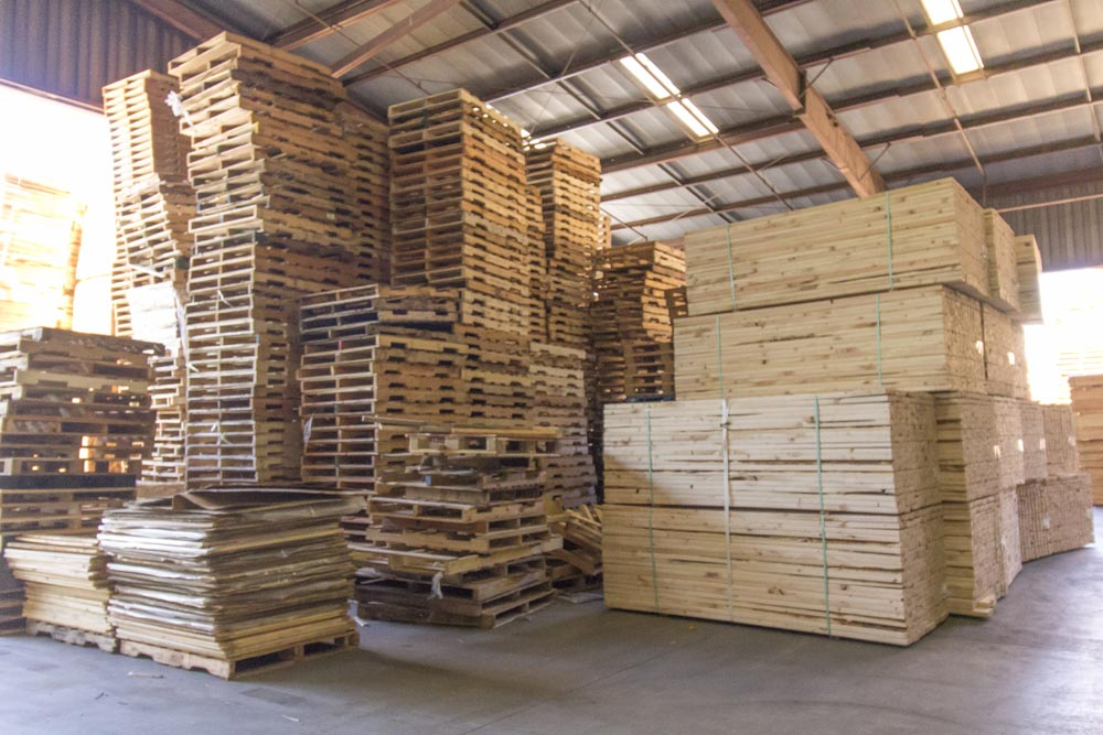 Pacific Pallet Recycle